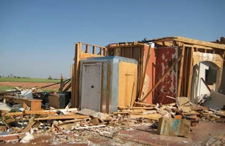 Storm Rooms to protect your family from tornado in Mountain Home, Baxter County Arkansas