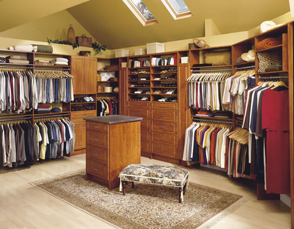 Custom closet designs in Mountain Home, AR.